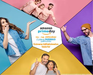 Amazon Prime Day 2020 – Mis see on  ja kust leida parimaid pakkumisi?