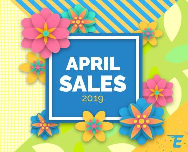 Aprill 2019 - allahindlused