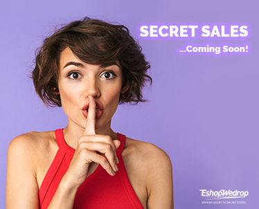 The Secret Sales Event 2019!