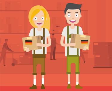 Tähtis info – Uus EshopWedropi Saksamaa aadress