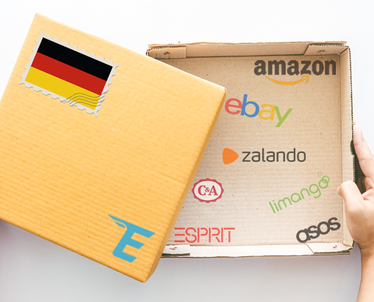 Shop from Germany – Receive in Estonia