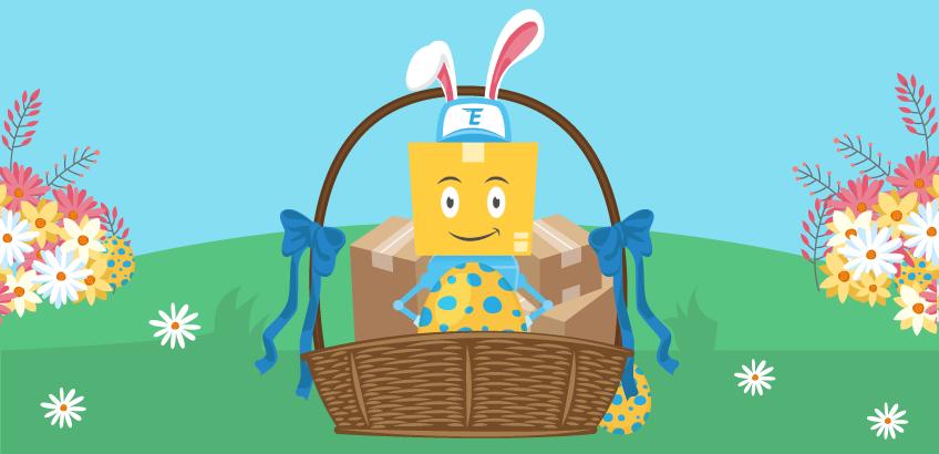 Lihavõttepühade munade jahtimine!