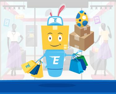 Easter Shopping Ideas