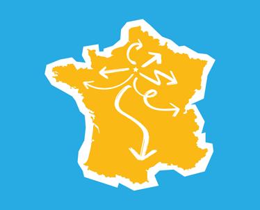 Oluline teadaanne! Uus Prantsusmaa ostlemise & kättetoimetamise aadress