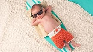 Hädavajalikud suvetooted beebidele