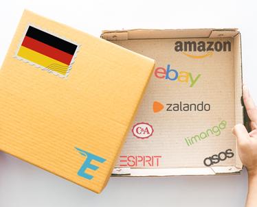 Покупайте из Германии – Получайте в Эстонии