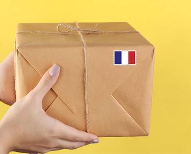 Покупайте из Франции – Получайте в Эстонии